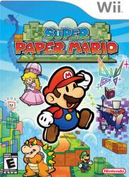 Nintendo Super Paper Mario (Wii)