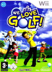 Capcom We Love Golf (Nintendo Wii)