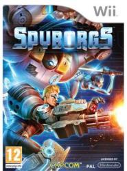 Capcom Spyborgs (Wii)