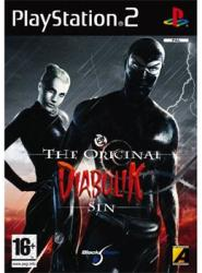 Black Bean Diabolik The Original Sin (PS2)