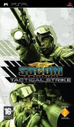 Sony SOCOM U.S. Navy SEALs Tactical Strike (PSP)