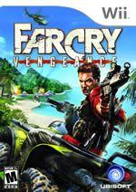 Ubisoft Far Cry Vengeance (Wii)