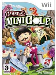 2K Games Carnival Games Mini Golf (Wii)