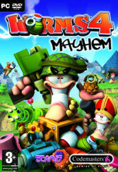 Codemasters Worms 4 Mayhem (PC)