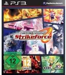 KOEI TECMO Dynasty Warriors Strikeforce (PS3)