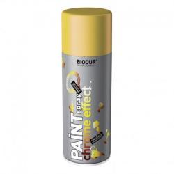 Spray crom vopsea aurie Biodur Chrome Effect