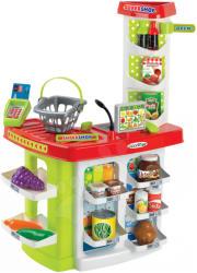 Écoiffier Supermarket Supershop Écoiffier cu alimente şi coş cu 20 de accesorii de la 18 luni (ECO1784)
