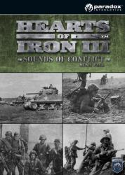 Paradox Interactive Hearts of Iron III Sounds of Conflict DLC (PC)