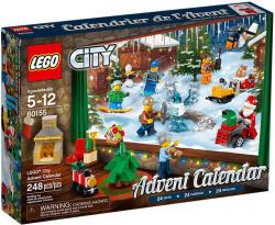 LEGO City - Adventi naptár 2017 (60155)