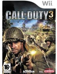Activision Call of Duty 3 (Wii)