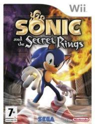 SEGA Sonic and the Secret Rings (Wii)