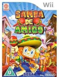 SEGA Samba de Amigo (Wii)