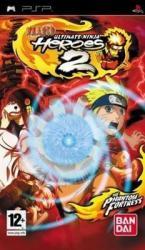 Namco Bandai Naruto Ultimate Ninja Heroes 2 (PSP)