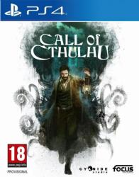 Focus Home Interactive Call of Cthulhu (PS4)