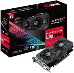 ASUS Radeon RX 560 OC 4GB GDDR5 128bit PCIe (ROG-STRIX-RX560-O4G-GAMING)