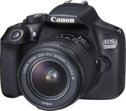 Canon 1300D +18-55mm III +75-300mm III