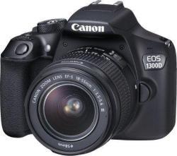 Canon EOS 1300D +18-55mm III +75-300mm III