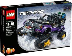 LEGO Technic - Extrém kaland (42069)