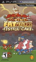 Sony Fat Princess Fistful of Cake (PSP)