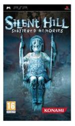 Konami Silent Hill Shattered Memories (PSP)