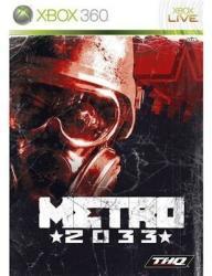THQ Metro 2033 (Xbox 360)