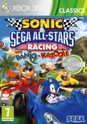 SEGA Sonic & SEGA All-Stars Racing with Banjo-Kazooie (Xbox 360)