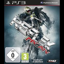 THQ MX vs. ATV Reflex (PS3)