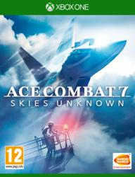 BANDAI NAMCO Entertainment Ace Combat 7 Skies Unknown (Xbox One)