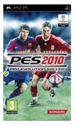 Konami PES 2010 Pro Evolution Soccer (PSP)
