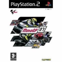 Capcom MotoGP 07 (PS2)