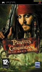Buena Vista Pirates of the Caribbean Dead Man's Chest (PSP)