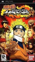 Namco Bandai Naruto Ultimate Ninja Heroes (PSP)