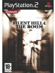Konami Silent Hill 4 The Room (PS2)