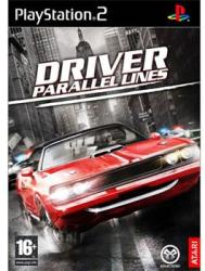 Atari Driver: Parallel Lines (PS2)