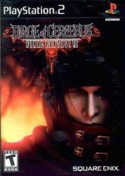 Square Enix Final Fantasy VII Dirge of Cerberus (PS2)