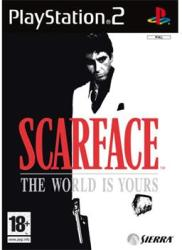 Vivendi Scarface The World is Yours (PS2)