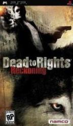 Namco Bandai Dead to Rights Reckoning (PSP)