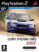 Codemasters Colin McRae Rally 2005 (PS2)