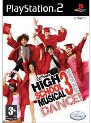 Disney High School Musical 3 Senior Year DANCE! (PS2)