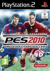Konami PES 2010 Pro Evolution Soccer (PS2)