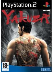 SEGA Yakuza (PS2)