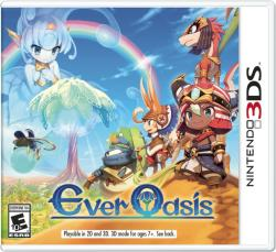 Nintendo Ever Oasis (3DS)