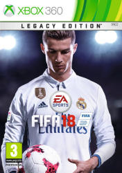 Electronic Arts FIFA 18 (Xbox 360)