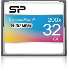 Silicon Power CompactFlash 32GB 200x (CF) SP032GBCFC200V10