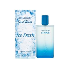 Davidoff Cool Water Ice Fresh for Men EDT 125ml