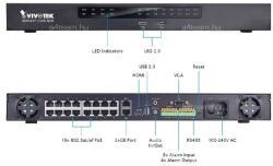 VIVOTEK 32-channel DVR ND9541P