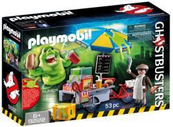 Playmobil Slimer hot-dog standdal - 9222