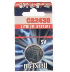 Maxell CR2430 (1)