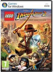 LucasArts LEGO Indiana Jones 2 The Adventure Continues (PC)