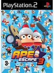 Sony Ape Escape 3 (PS2)